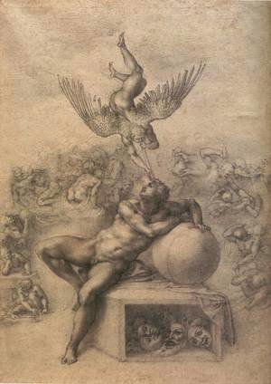 Michelangelo - The Dream of Human Life