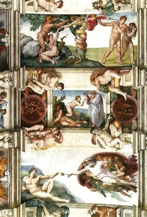 Michelangelo - Scenes from Genesis