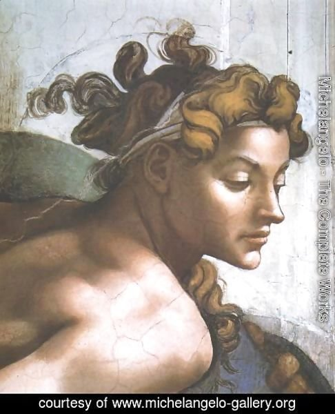 Michelangelo - Nude Youth