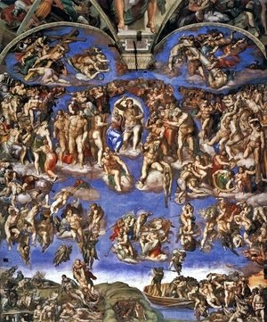 Michelangelo - Last Judgment