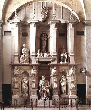 Tomb of Pope Julius II