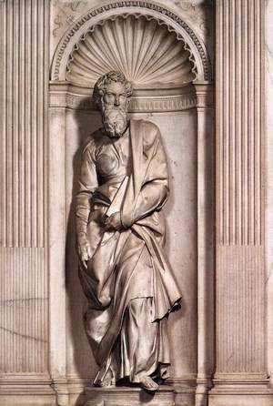 Michelangelo - Saint Peter