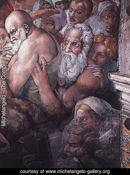 Last Judgment (detail) 13