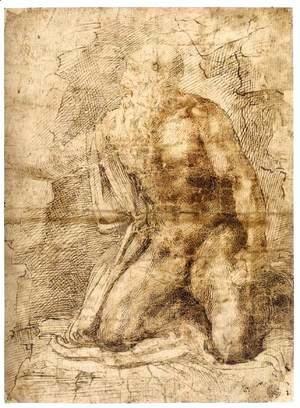 Michelangelo - St Jerome