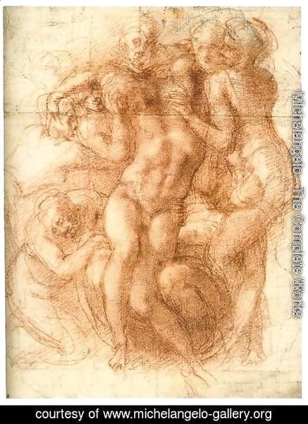 Michelangelo - The Lamentation of Christ