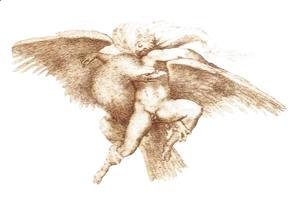 The Rape of Ganymede c. 1533