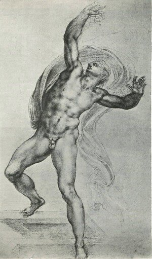 Michelangelo - The Risen Christ
