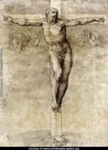 Christ On The Cross 1541