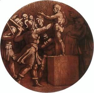 Michelangelo - Medallion (2) 1511