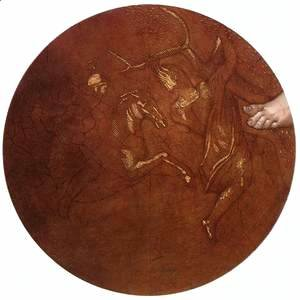 Michelangelo - Medallion (6) 1511